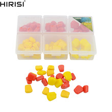 Pop Up Sweet Corn Artificial Fake Carp Coarse Fishing Bait Scented Corn 90 Piece(China)