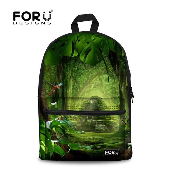 FORUDESIGNS/женские рюкзаки, крутой цветной Galaxy Star рюкзак для холстов для девочек-подростков, повседневный дорожный Школьный Рюкзак Для Ноутбука - Цвет: 2u0075J