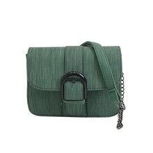 8dd65af7ab Retro fashion Women bag high quality PU leather Women shoulder bag  crossbody bag trend simple Women