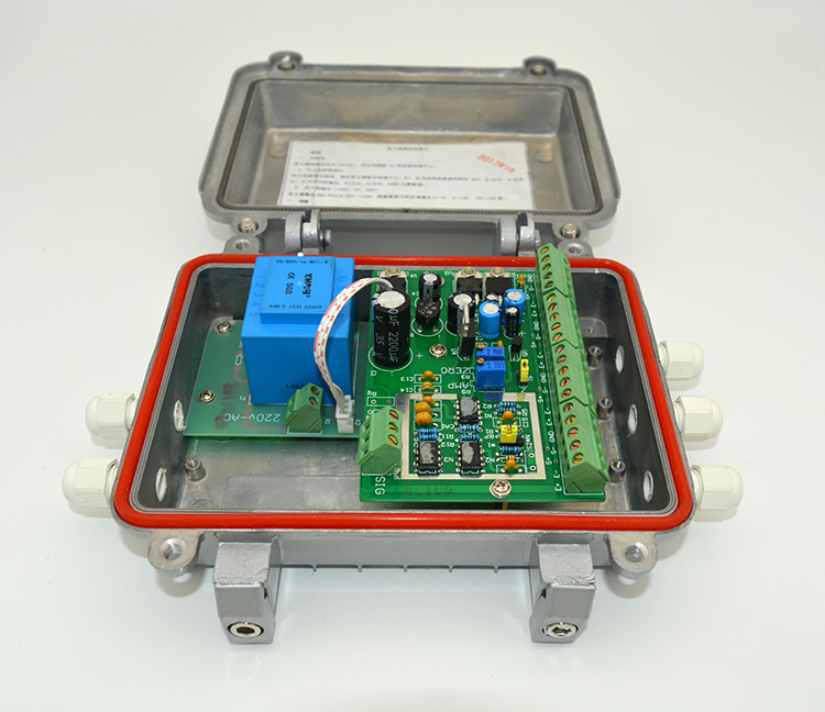 TPA-03 Pressure Amplifier Box Mixing Station CATV Sensor Filling Measurement Weighing Transducer