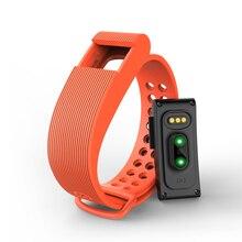 Оригинальный Smart Band ID105 Шагомер фитнес-трекер Браслет монитор сердечного ритма часы браслет для Android IOS PK TW64