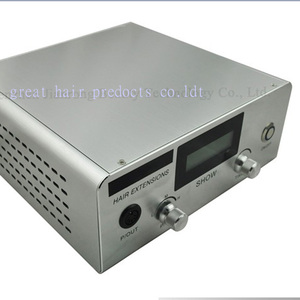 Image 5 - Maquina Para Extensiones 하이 엔드 최신 디지털 초음파 기계 커넥터 모델 번호 JR 999 각질 헤어 익스텐션 도구