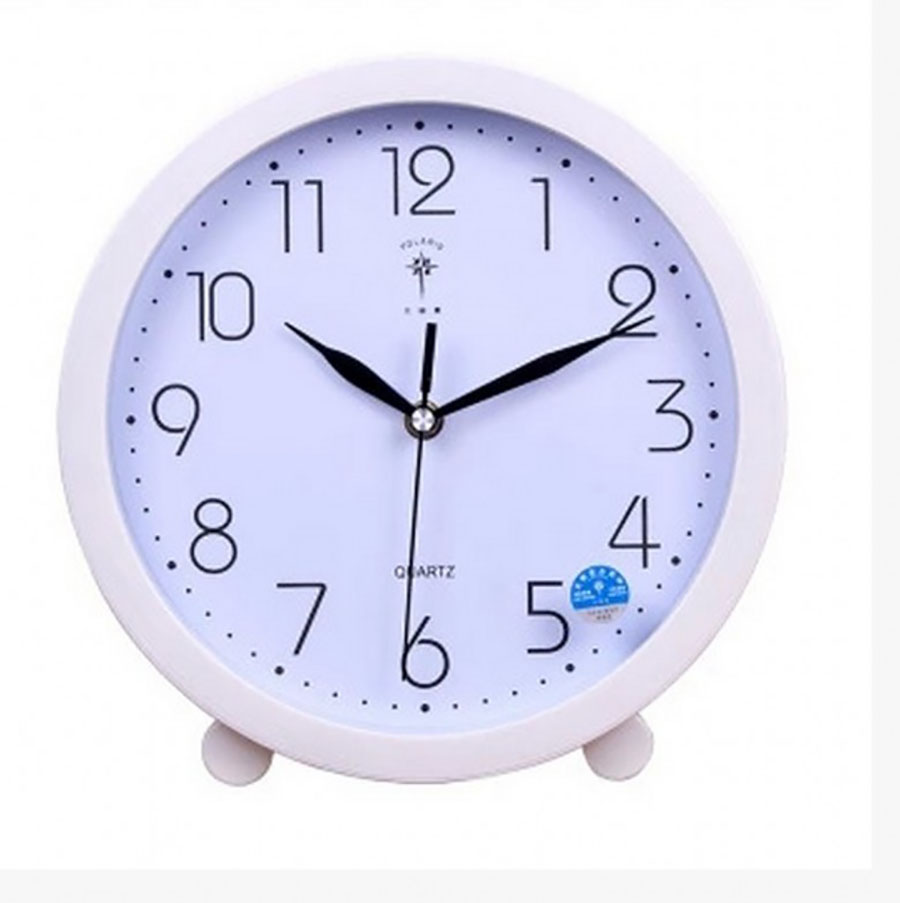 Small Clock Table Clock Digital Pendulum Clock Electronic Desk Clock Multifunction Snooze Display Time Night Led Table 3DNZV03