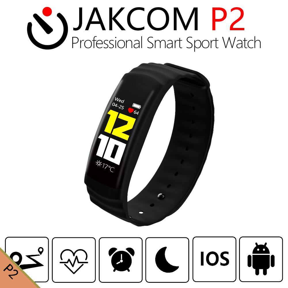 JAKCOM P2 Professional Smart Sport Watch as Smart Activity Trackers in anti lost traker gps key gps