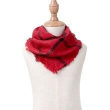 MLTBB/ модный брендовый детский хлопковый шарф, весенний шарф из полиэстера, детский клетчатый шарф, летняя шаль