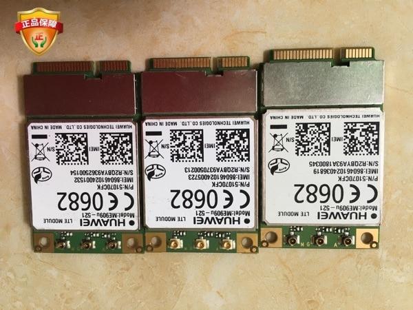 Huawei 4G module ME909U-521 MINI interface PCIE tout nouveau module authentique authentique FDD