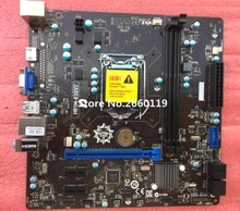 100% Working Desktop Motherboard For MSI H81M-E33 V2 System Board Fully Tested