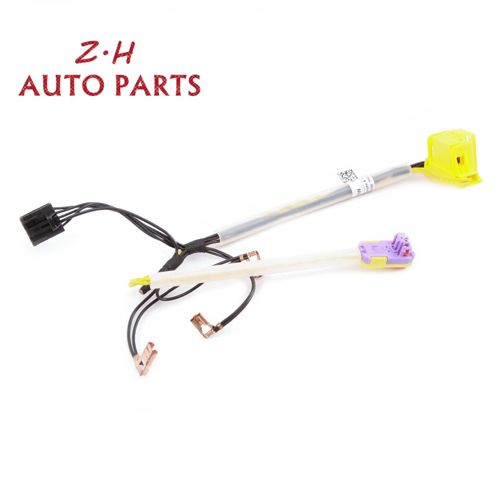 New Mf Mfsw Steering Wheel Wiring Harness Cable 5k0 971 584 C For Vw 240 Passat Golf 6 Tiguan Touran Gti Mk6 A In Wheels Horns From