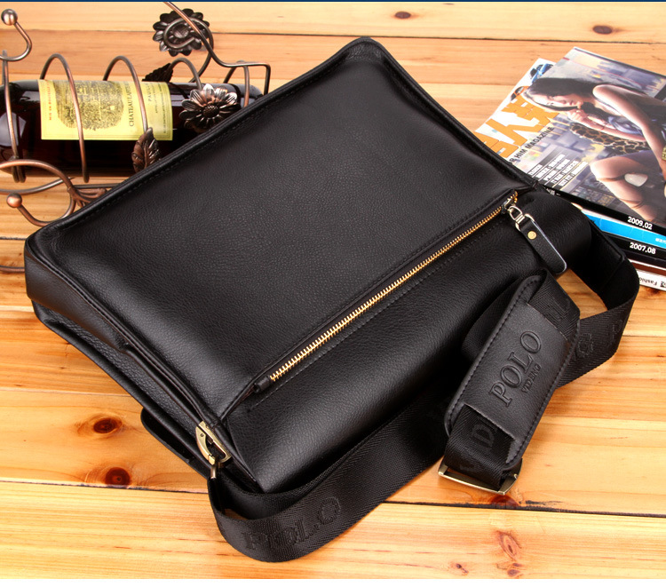 HTB13QF5RXXXXXXVaFXXq6xXFXXXm VIDENG POLO Famous Brand Leather Men Bag  Casual Business Messenger Bag For Vintage Men s Crossbody 1c2d186c9ead0