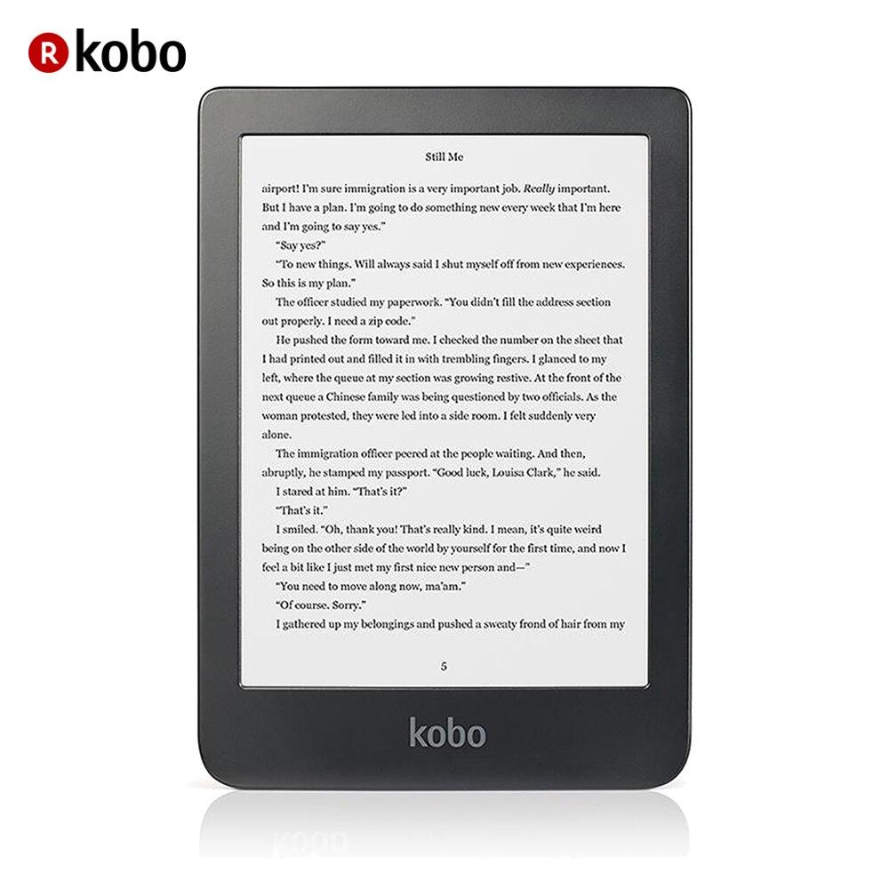 KOBO Clara écran tactile hd 8 GO Wifi e-Book Lecteur (6''E D'encre Carta, CBR, Cbz, ePub DRM, HTML, Mobi, PDF, RTF, TXT, JPEG, BMP, Gif, PNG, tiff,)