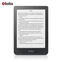 KOBO Clara HD тачскрин 8 GB Wifi электронная книга ридер (6''E Ink Carta, CBR, Cbz, ePub DRM, HTML, Mobi, PDF, RTF, TXT, JPEG, BMP tiff,)