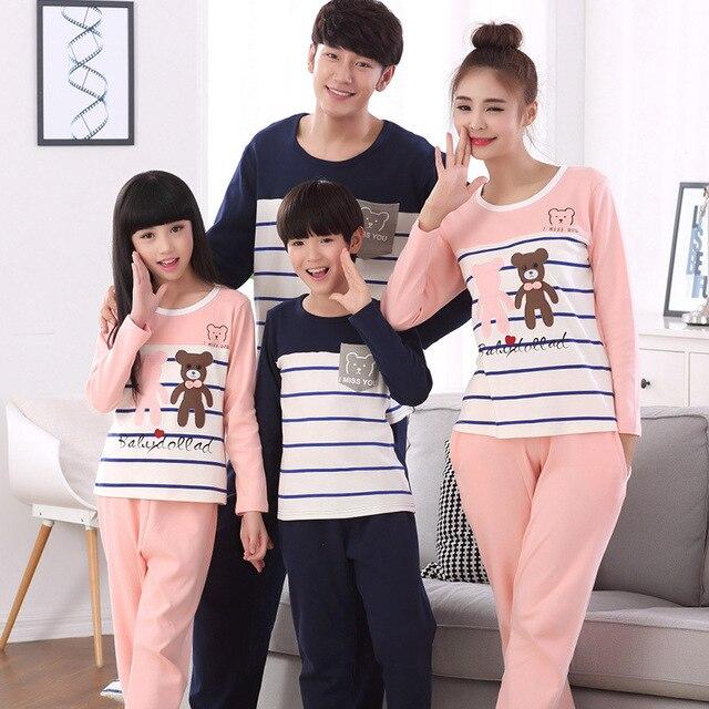 1b87d1566 Familia Navidad pijamas Padre hijo ropa a juego madre e hija ropa Pijamas  bebé niñas pijama