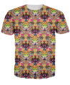 Jaguar Haze T-Shirt psychedelic Sexy tee Women Men  tops  t shirt Summer Style Casual Fashion Clothing tshirt