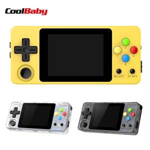Image 3 - Open source ldk jogo 2.6 polegada tela mini handheld console de jogos nostálgico crianças retro jogo mini família tv consoles vídeo