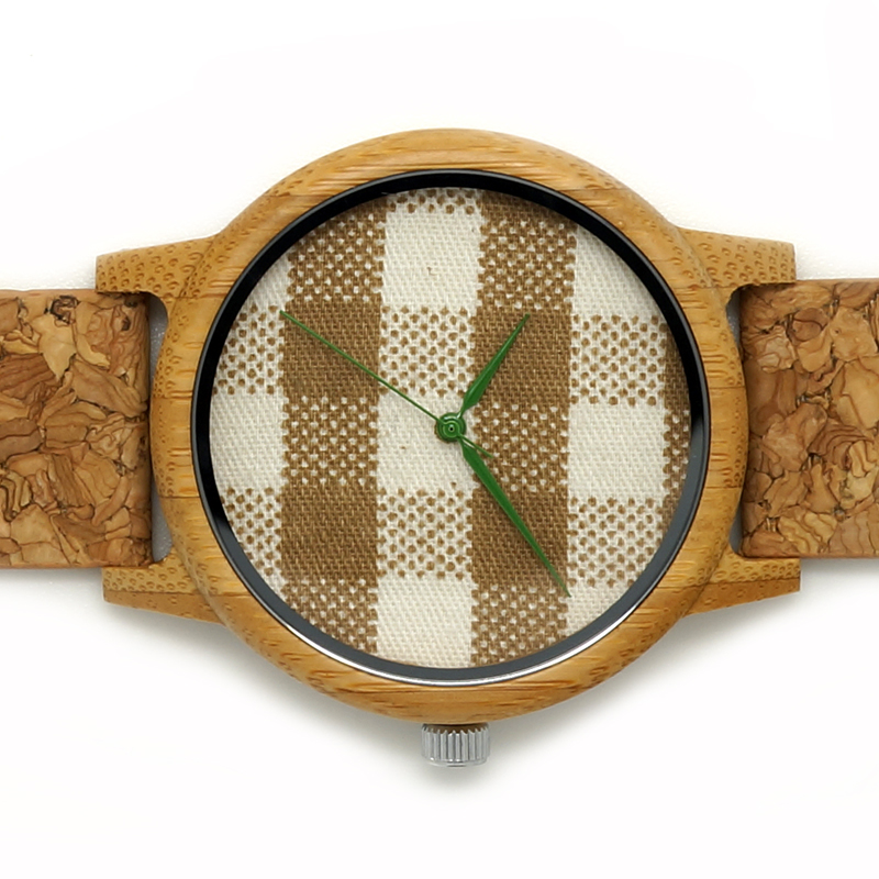 Fashion  Women's Vintage Design Brand Luxury Wooden Bamboo Watches Ladies Watch With Real Leather Quartz Watch in Gift Box corporate real estate management in tanzania