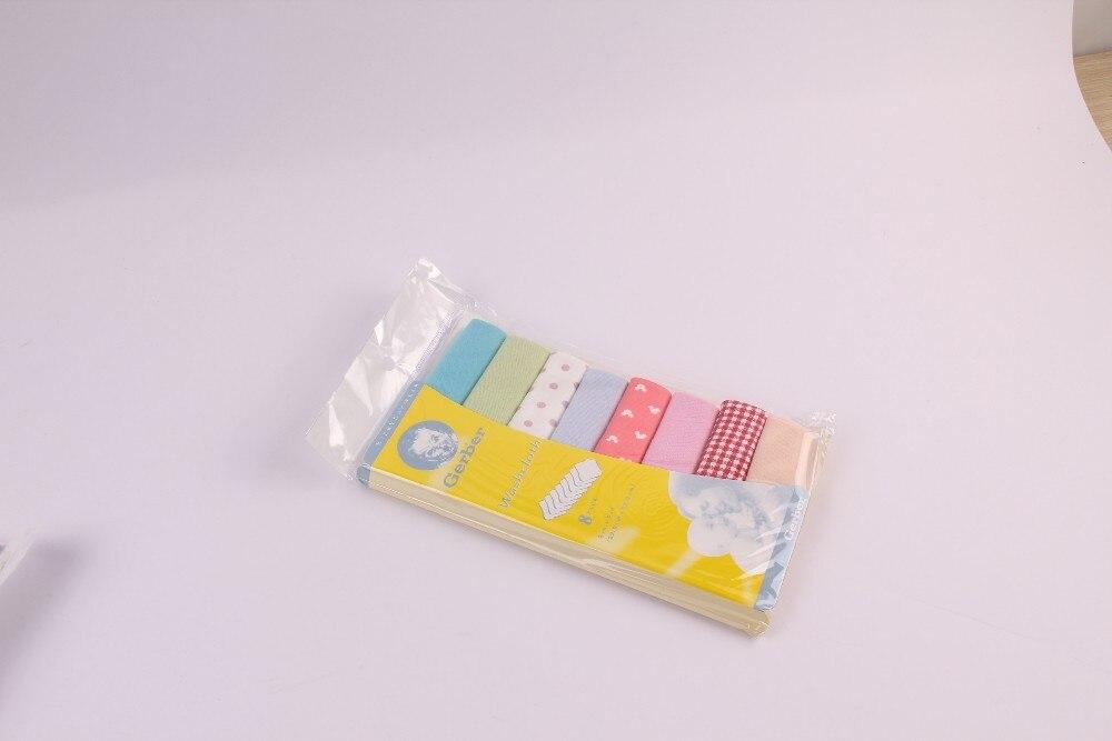 """Gerber детское полотенце ткань """" x 9"""" младенческое полотенце детское Кормление платок 8 шт./упак"""