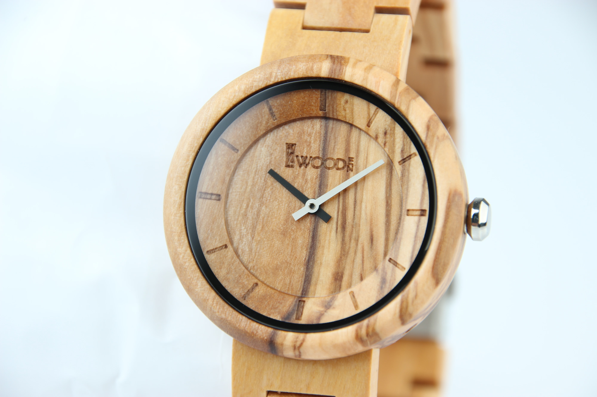 certificate watches button folding belt brand table movement wood watch category ce gnart sandalwood men genuine core quartz case material for shell store fashion wooden bamboo product s
