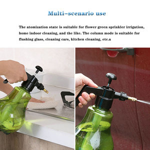 Image 5 - Gardening Pressure Watering Spray Bottle Multi function Garden Irrigation Plant Watering Can Family Cleaning Supplies