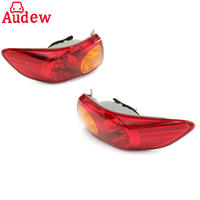 Car Tail Lights Rear Brake Lamps Outer Left Right Passenger Side For Toyota Corolla 09 10
