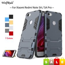 hot deal buy wolfrule redmi note 5a pro for phone case xiaomi redmi note 5a cover tpu & pc phone case for xiaomi redmi note 5a case 5.5''