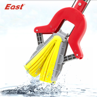 EAST PVA Collodion Sponge Mop Floor Cleaning Mop Folding Absorbing Squeeze Water Glue Cotton Mop Mop