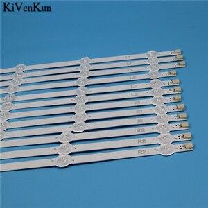 Image 3 - 10 Lamp LED Backlight Strip For LG 50LN541U 50LN541V 50LN542V 50LN549C 50LN549E 50LN550V  ZB ZA ZC Bars Kit Television LED Bands