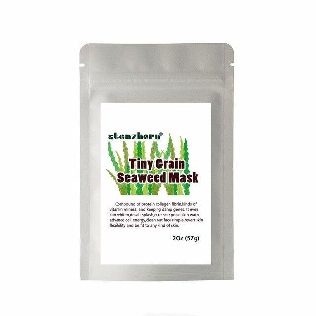Wrinkle Pure Seaweed Alga Facial Mask Powder
