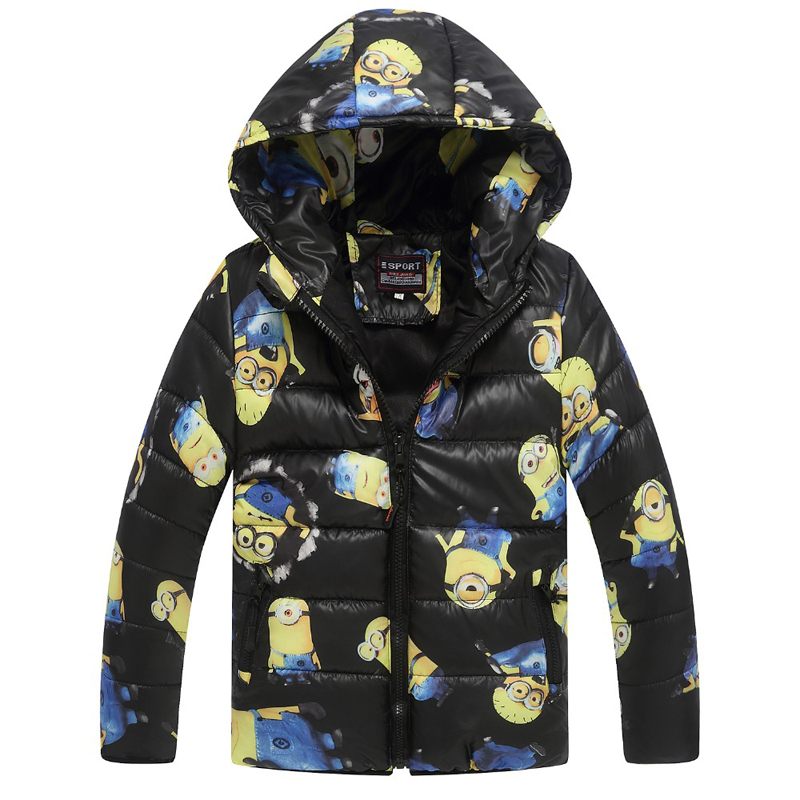 Подробнее о 2017 New Autumn Winter Children Boys Jackets Hooded Kids Baby Boys Clothing Keep Warm Outerwear Baby Down Coat 4 Color YY0536 new 2017 baby boys children outerwear coat fashion kids jackets for boy girls winter jacket warm hooded children clothing