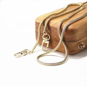 2018 woman fashion handbags accessory chains elegant new wallet Accessrroy Snake chain Clutch Chains handle shoulder bag Strap