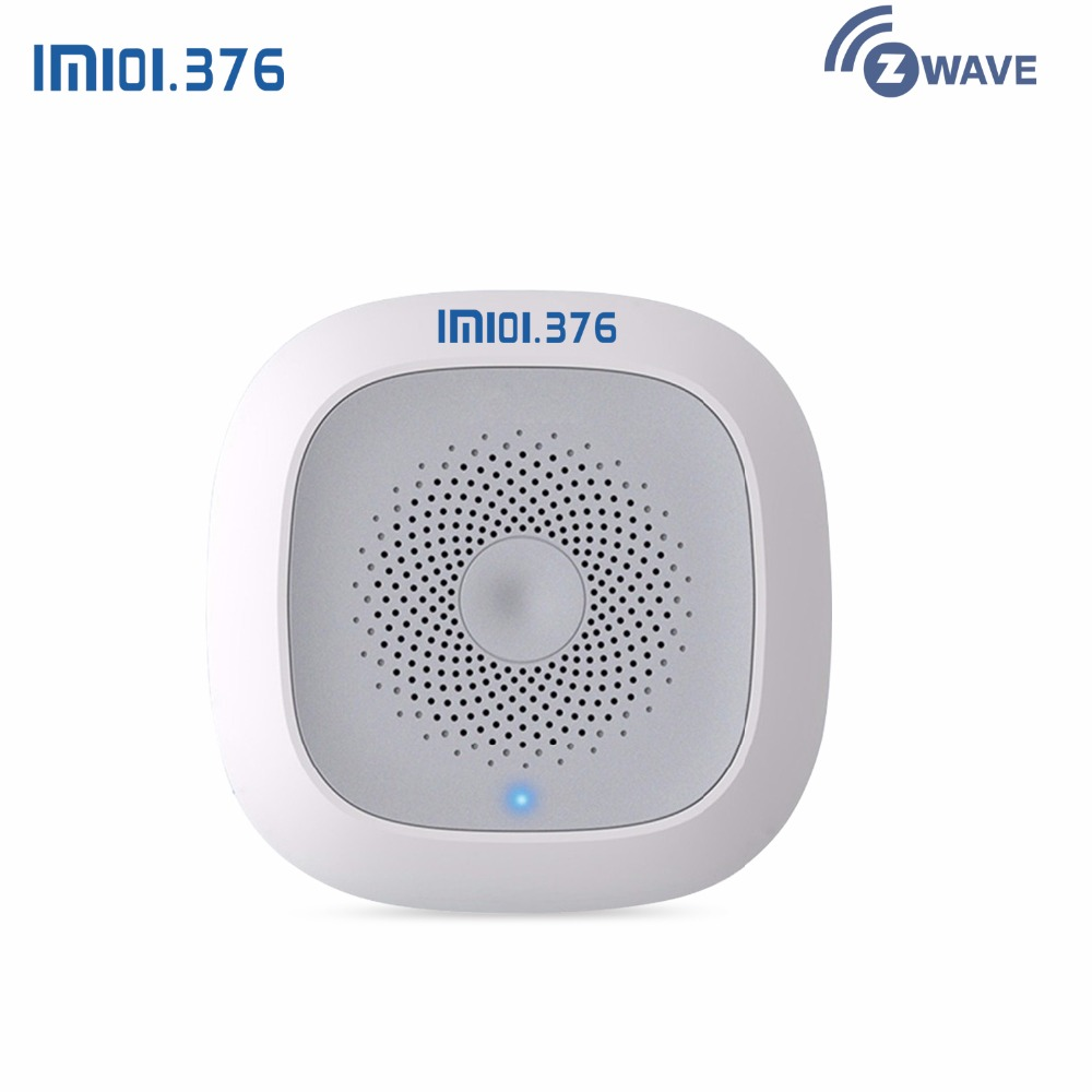 LM101.376 Z-wave Wireless Temperature Humidity Detector For Smart Home Zwave 868.42MHz Fire Environmental Detection