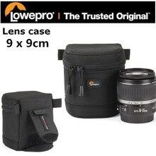 Penghantaran Percuma New Lowepro Lens Kes 9 x 9 cm Beg Untuk Lensa Zum Standard Hitam