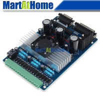 CNC Router 3 AXIS Stepper Motor Driver Board Controller TB6560 3 5A SM362 SD