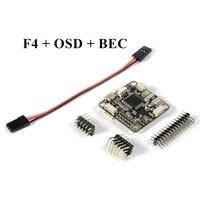 OMNIBUS Betaflight F4 V2 PRO Flight Controller Board W Baro Built In OSD With Power Supply
