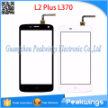 Black/White For ZTE Blade L2 Plus L370 Touch Screen Digitizer Panel Sensor Ship with Track