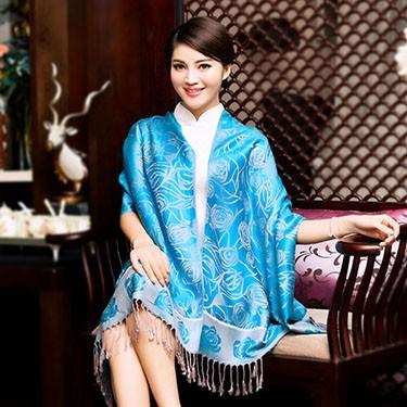 Floral-Print-scarf-women-Hijab-brand-famous-fashion-elegant-sinple-flower-shawls-foulard-bandana-Blanket-Women