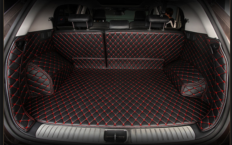 for kia sportage 2018 car all inclusive trunk mat case for. Black Bedroom Furniture Sets. Home Design Ideas