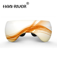 HANRIVER Eye massager students relieve eye myopic eye instrument training visual acuity meter eye protection instrument hot sale