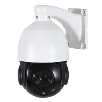 Free Shipping Onvif HD H 265 1080P 2 0MP Mini IP PTZ Camera Speed Dome 30X
