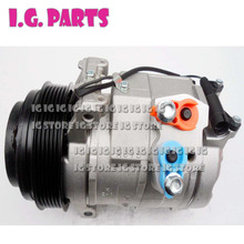 New Auto Air Conditioning Compressor For Mercedes Benz Sprinter 313 413 PV6  10S17C COMPRESSOR A0002343511 447220-4004