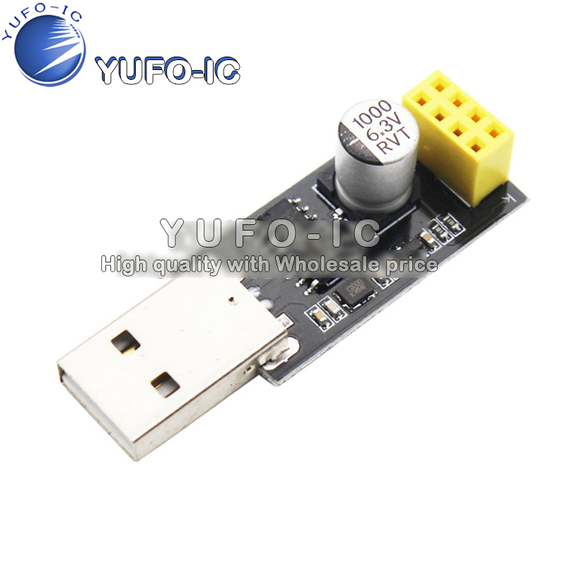 USB turn <font><b>ESP8266</b></font> WIFI Module <font><b>Adapter</b></font> <font><b>Board</b></font> mobile computer Wireless communication 1-chip WIFI development image