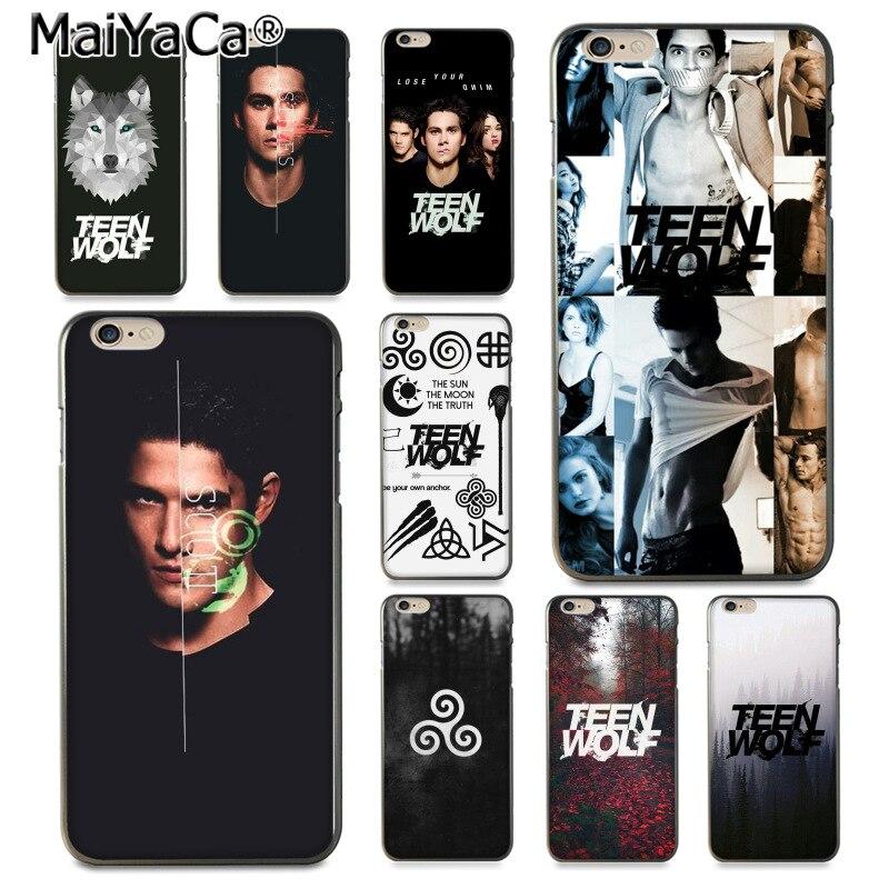 Teen Wolf Fashion iphone case