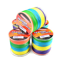 300M PE Super Braided Fishing Fly Line Available 8LB 100LB Spider Strong Nylon Wire Fluorocarbon Rope
