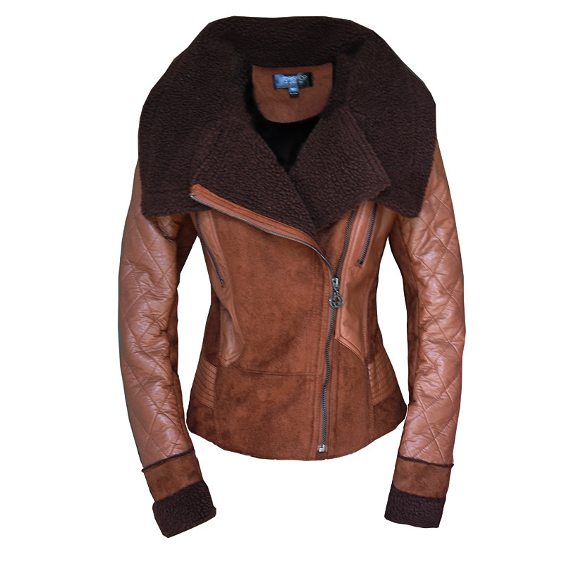 Womens Brown Coats
