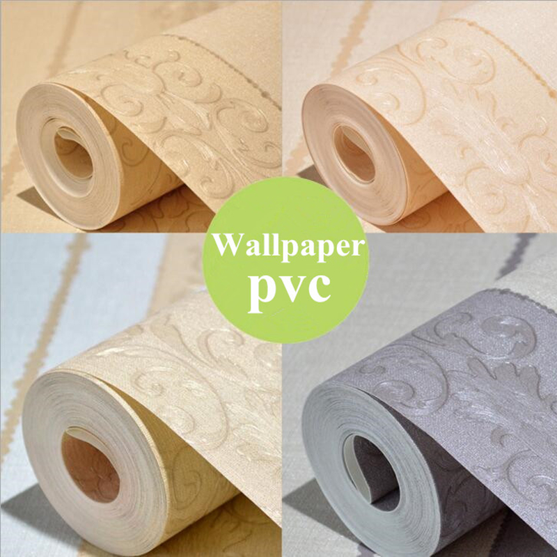 Modern Wallpapers European Style PVC Wall Paper Custom Photo Wallpaper For Living Room Stereo Stickers For Bedroom Wall Papers junran america style vintage nostalgic wood grain photo pictures wallpaper in special words digit wallpaper for living room