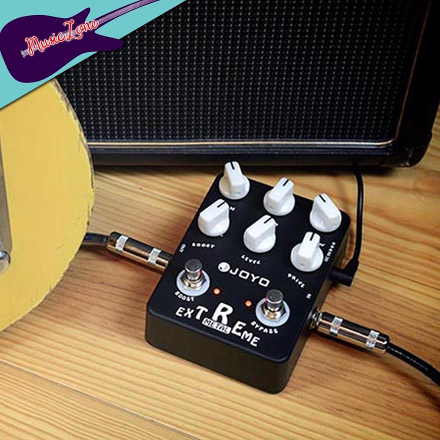 joyo jf 17 extreme metal distortion guitar effect pedal high gain heavy rock guitar pedal 3. Black Bedroom Furniture Sets. Home Design Ideas