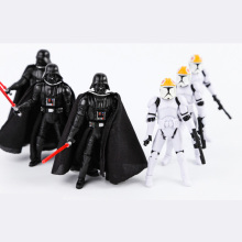 1pc New 3.8 inches (10cm) Star Wars toys Darth Vader figures Revenge Of The Sith
