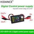 50 V 5A 250 W convertidor LCD ajustable medidor de voltaje regulador módulo de alimentación programable amperímetro del voltímetro de la actual probador