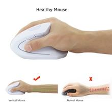Wireless VerticalErgonomics Mouse