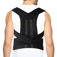 Aptoco Posture Corrector Back Brace Clavicle Support Stop Slouching and Hunching Adjustable Trainer Unisex