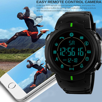Flagship Rugged Smartwatch 33-month Standby Time 24h All-Weather Monitoring Sports monitoring Bluetooth electronic watches armband for iphone 6